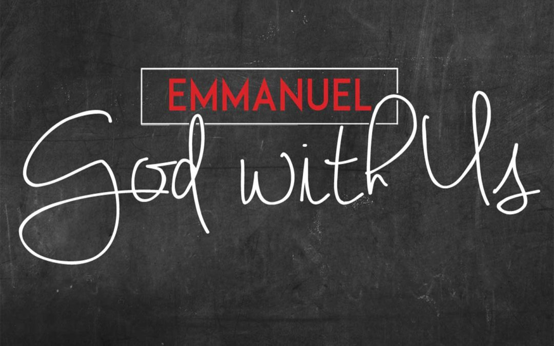 God With Us: Sermon Series Nov 2015 – Jan 2016