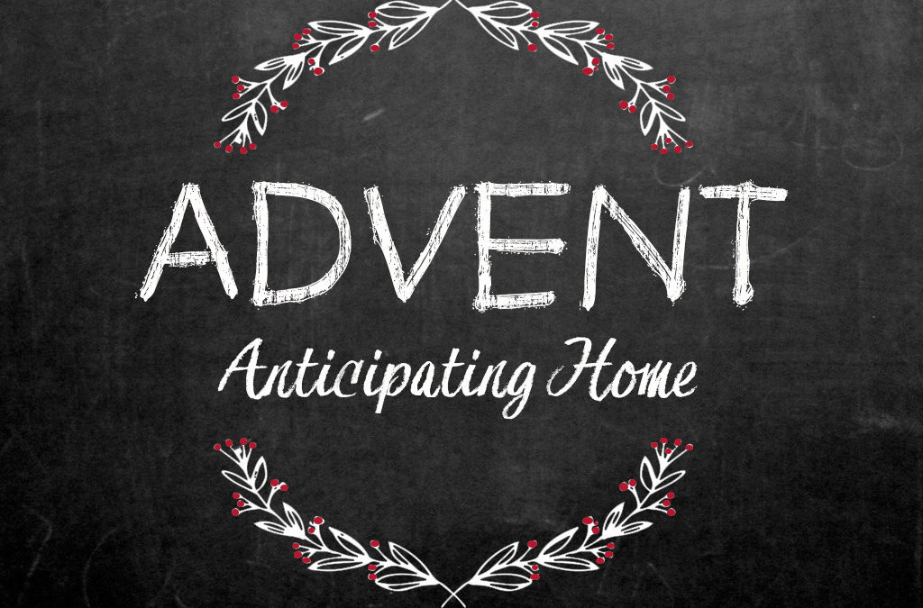 Advent: Anticipating the Light: Sermon Series Nov-Dec 2016