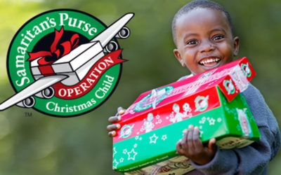Operation Christmas Child Happening Now!