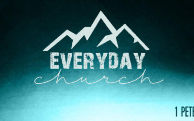 """Everyday Church"" October 2018 – May 2019"