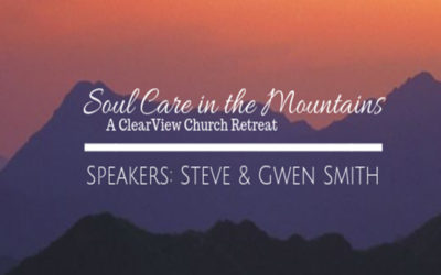 """Soul Care in the Mountains"" October 2018"
