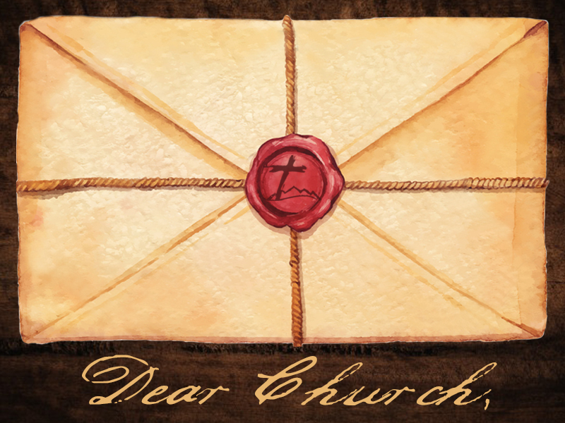 """Dear Church"" October-November 2019"