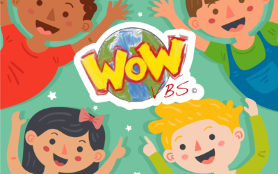 Hey kids! Join us for WOW VBS!