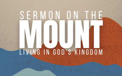 Sermon on the Mount – September 2020