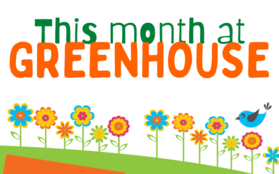 February Greenhouse + At Home Resources