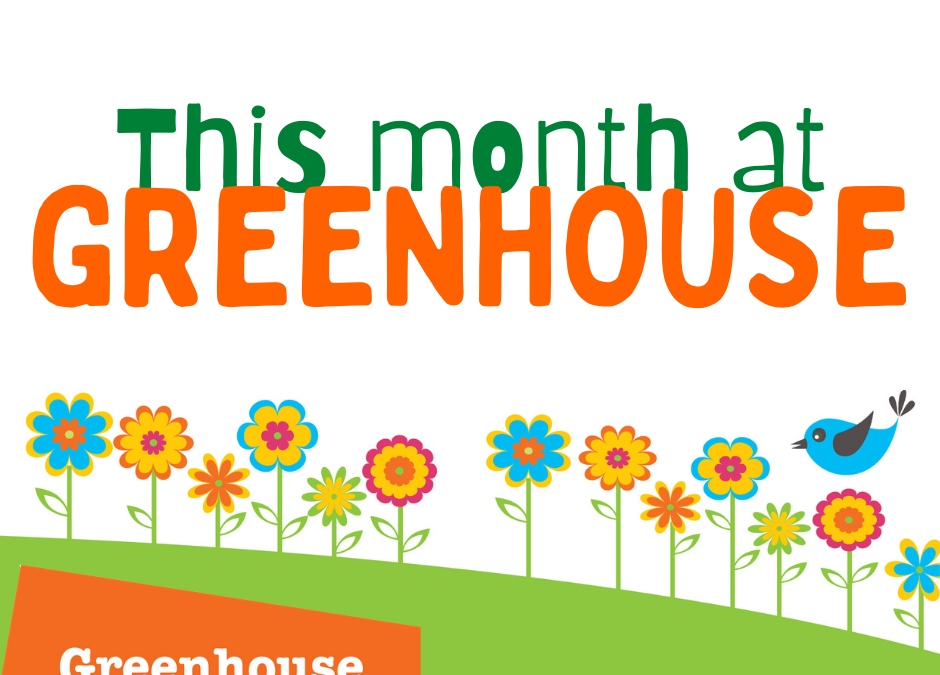 November Greenhouse + At Home Resources
