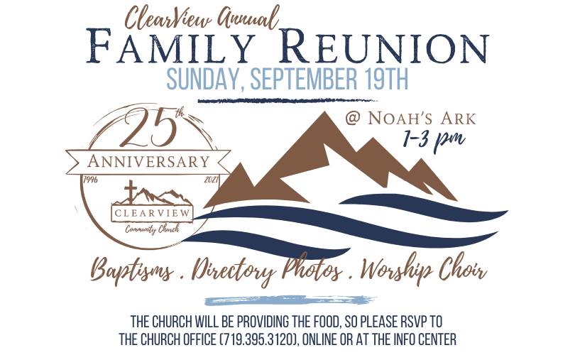 ClearView Annual Family Reunion